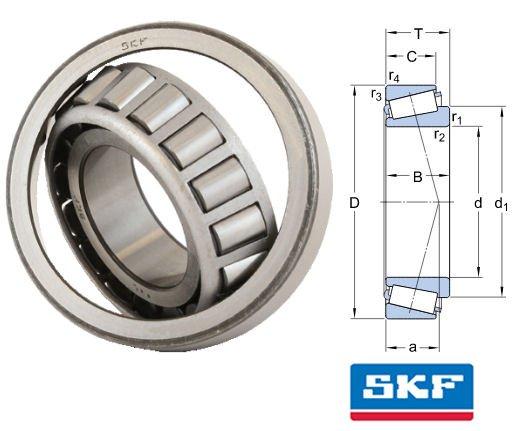 32021 SKF Tapered Roller Bearing