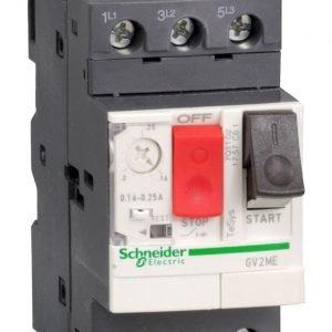 GV2 ME07 1,6 - 2,5A Motor circuit breaker (034307)