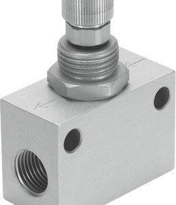 151215 GR-1/8-B FESTO One-way flow control valve