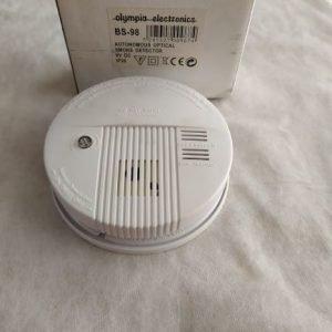 BS-98 - Olympia Electronics - Autonomous Optical Smoke Detector