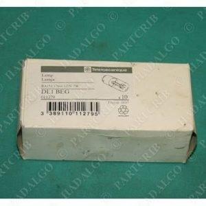 DL1 BEG Telemecanique Incandescnt Bulb (011279)