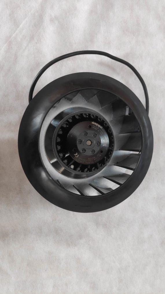 Ebm-papst R2E180-AS77-05 AC centrifugal fanbackward-curved, single-intake