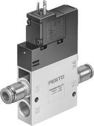163173 CPE24-M1H-3GL-QS-10 FESTO Air solenoid valve