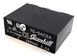 70-0AC5A GRAYHILL AC Output Module 2,5-10 V DC