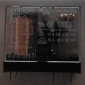 G2R-1 24VDC OMRON OCB Mini Relay: electromagnetic