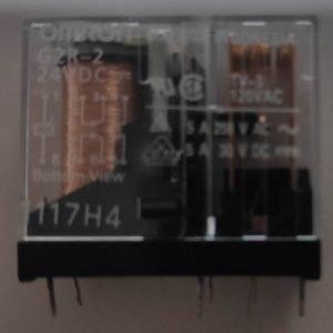 G2R-2 24VDC OMRON OCB