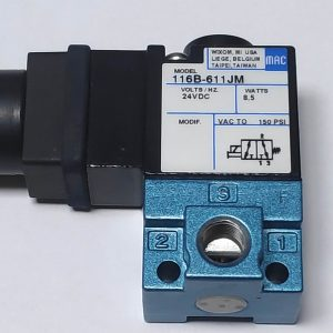 116B-611JM MAC directional valve