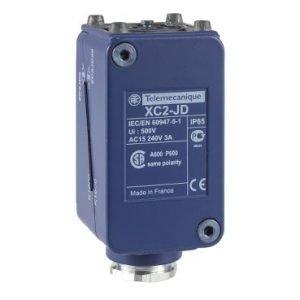 Telemecanique XC2JC10151 LIMIT SWITCH BODY (032782)