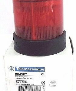 Telemecanique XVBC34 Red Steady Unit (084507)