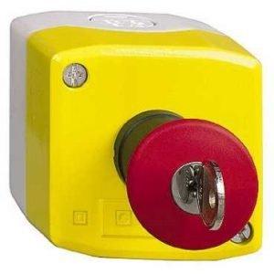 XALK184 Schneider Electric Yellow Control Box