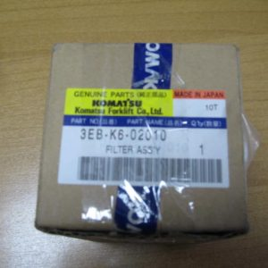 Hydraulic Filter 3EB-K6-02010 3EBK602010 For Komatsu