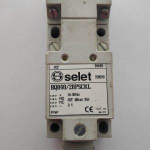 BQ040/20PSCKL SELET Inductive Sensor