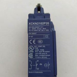 Telemecanique XCKN2102P20 limit switch (063369)