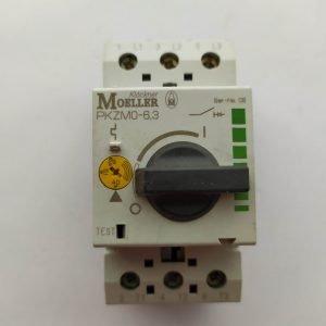 MOELLER PKZM 0 6,3 - Thermal Magnetic Circuit Breaker