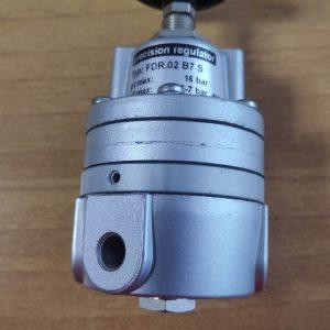 FDR.02 B7 S UNIVER High performance precision pressure regulator