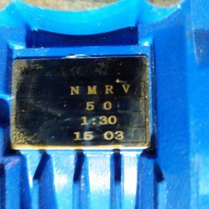 N M R V 50 Gearbox 30:1