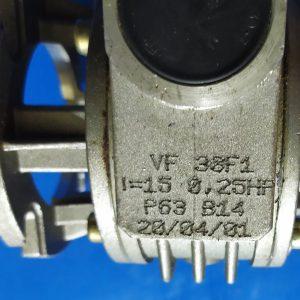 BONFIGLIOLI Gearbox VF 33F1 i=15