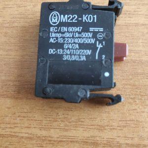 M22-K01 MOELLER Contact Block