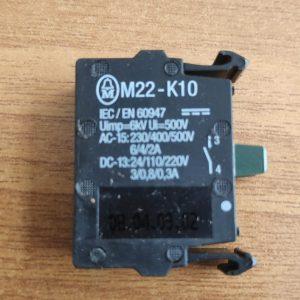 M22-K10 MOELLER Contact Block