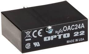 OAC24A OPTO-22 I/O Module Relays Output Module 4000Vrms Thru-Hole/Plug-In