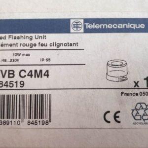 Telemecanique XVBC4M4 Signaller red (084519)