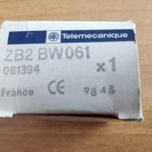 ZB2BW061 Telemecanique body for illuminated control button (061394)