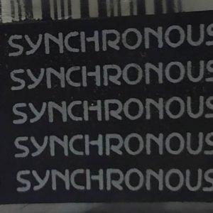 BANDO 187L Synchronous Timing Belt