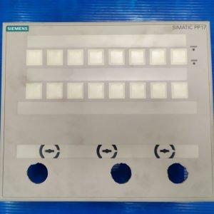 6AV3688-3CD13-0AX0 Siemens Push Button Panel siemens PP17 (USED)