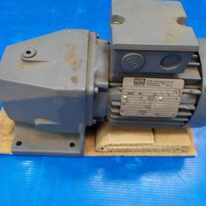 Geared motor 0.12 kW 20 rpm from KEB - ZG0DK63K4