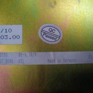 ELAU BE-8/10/0 13130205 OPERATOR PANEL DISPLAY V01.03.00