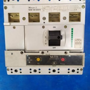 NZM 104-630S KLOCKNER MOELLER Circuit breaker 4 poles 630A