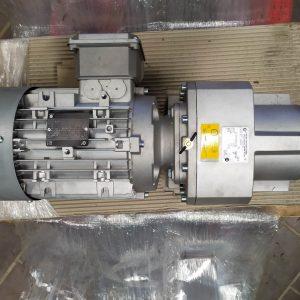 Nord Gearmotor SK100LA/4 (7kW / 1710 rpm) with SK572.1.100LA/4 i=8,15