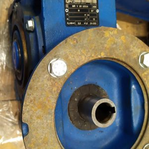 Rossi MRV 80 UO3A Universal Gear Reducer i=10 5,5kW