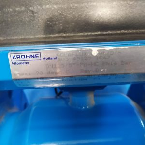 """Krohne Aquaflux 010K/D/6 DN125/5"""" - Pp-HC Flow Converter (IFC 010 D)"""
