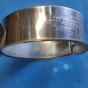 6401R Circular Electric Heating Element (1000W, 230V, 155x55)