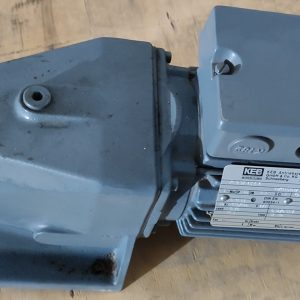 Geared motor 0.18 kW 31.5 rpm from KEB - ZG0DK63G4