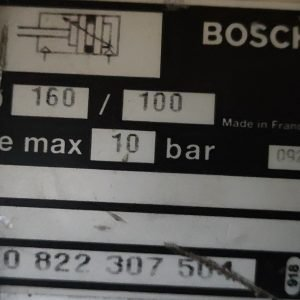 0822 307 504 BOSCH Tie-Rod Cylinder Series TRB