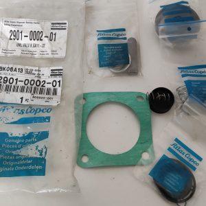Atlas Copco 2901-0002-01 Service Kit for GA11-22