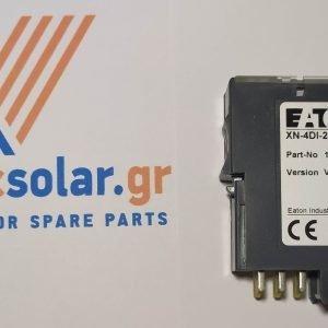 XN-4DI-24VDC-P - Digital input card XI/ON 24 V DC 4DI pulse-switching (140052)